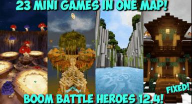 Boom Battle Heroes 13.9 [Minigame]