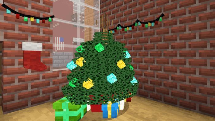 Christmas Time Addon