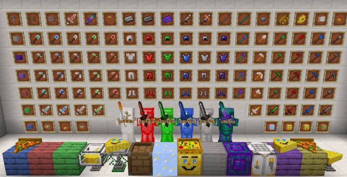 More-Tools-Addon-for-minecraft-pe