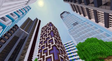 Evercity Minecraft Map Creation