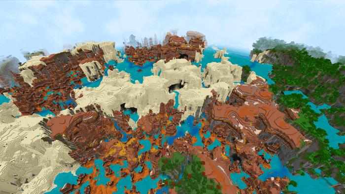 Amplified-Biomes-Minecraft-Addon