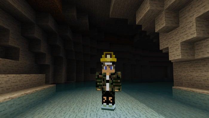 Dynamic Lighting Addon,miner helmet