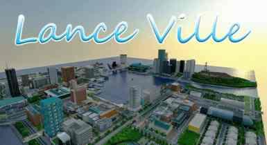 Lance Ville v2.0 Minecraft Map [Creation/CTM]