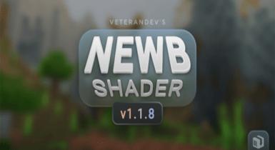 Newb Shader v1.1.8 | Minecraft Shader
