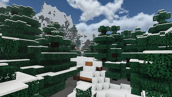 Terra Enhance Biome