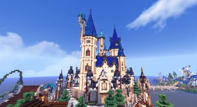Fantasy Islands (Theme Park) [Roller Coaster]