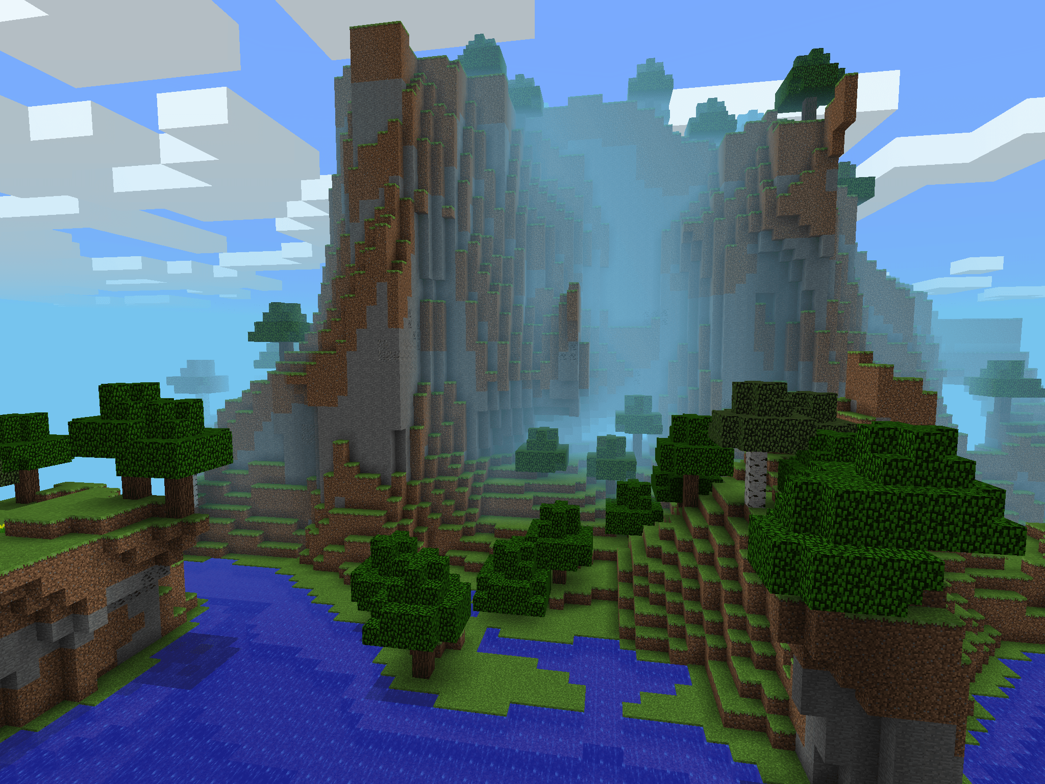 Tubafish Epic Mountain Amp A Cave Minecraft PE Seeds