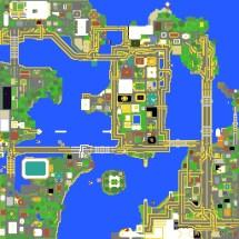 New York City Map Minecraft PE Seeds