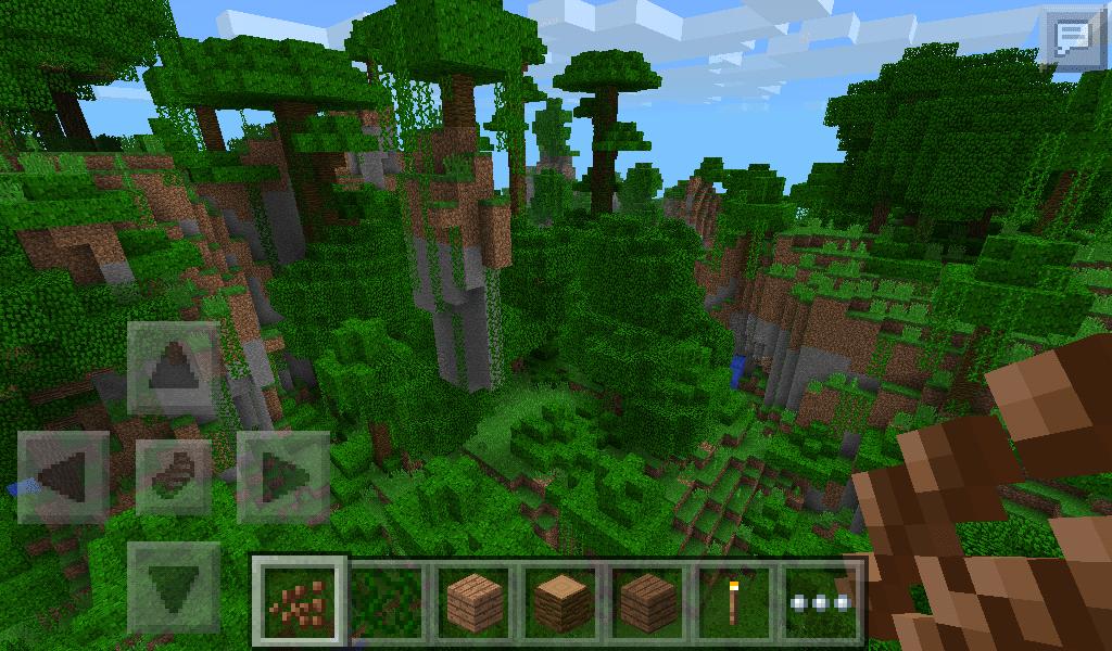 Epicnesss Jebness Great Jungle Seed Minecraft PE Seeds