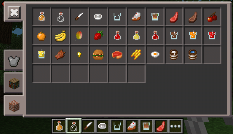 Minecraft all recipes chekwiki food item ids crafting recipes forumfinder Images