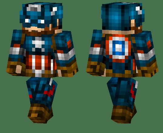 Minecraft PE Skins Page 4 MCPE DL