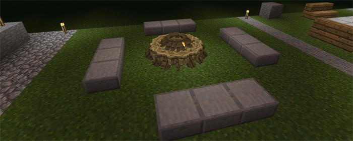 Furniture Ideas Creation Minecraft PE Maps