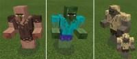 More Mutant Creatures Mod | Minecraft PE Mods & Addons