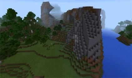 19276222: Highest Church in Minecraft Minecraft PE Seeds