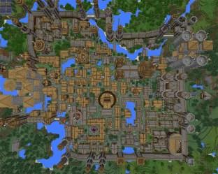 Skrimville [Creation] Minecraft PE Maps