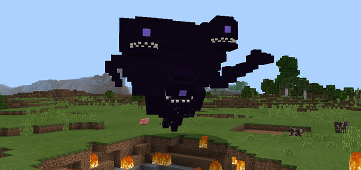 Wither Storm Add On Minecraft PE Mods Amp Addons