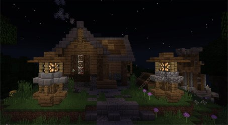 medieval minecraft town mcpedl map creation