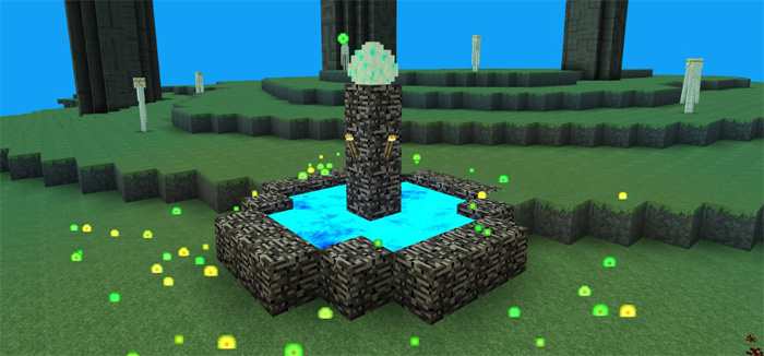 Jimbos Aether Add On Minecraft PE Mods Amp Addons