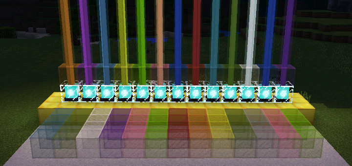 Stained Glass Mod Android Minecraft PE Mods Amp Addons