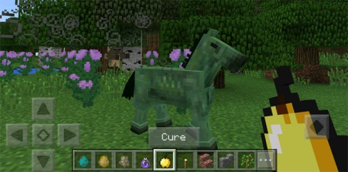 How To Cure A Zombie Villager In Minecraft Pe