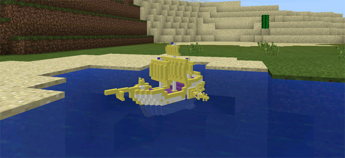 3D Flying Ship Skin Pack Beta Only Minecraft Skin Packs