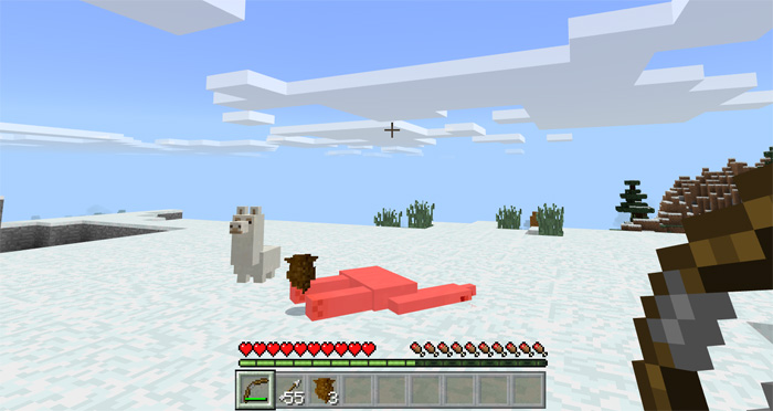 Novo Mod Pelt Addon Para Minecraft PE