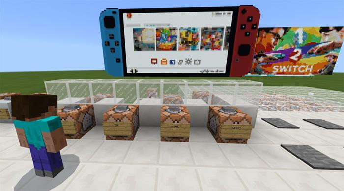 3 Way Switch In Minecraft