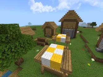 village concept minecraft pillage map creation maps pe creator mcpedl