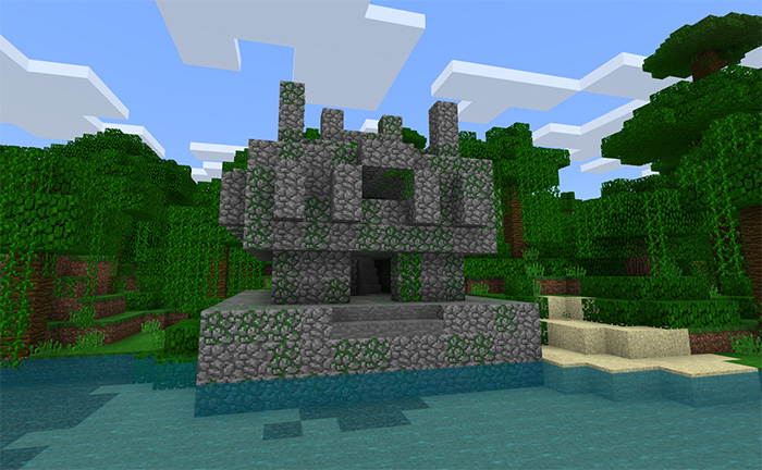 2069597813 Bamboo Forest Amp Pandas 19 Only Minecraft PE Seeds