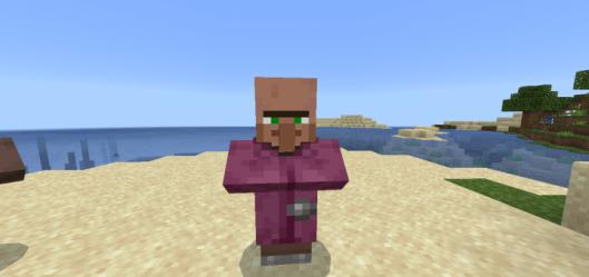 Pre 1 14 Villagers Minecraft PE Texture Packs