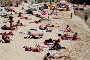 Topless_beach_Mallorca