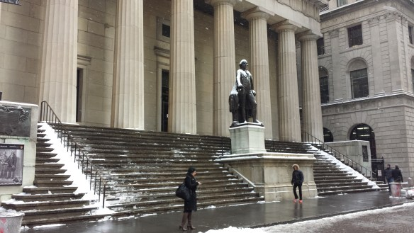 Overlooked New York: Federal Hall National Memorial