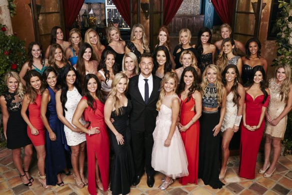 The Bachelor season 15