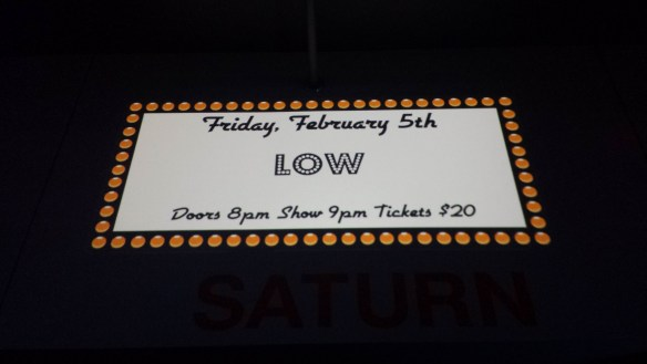 Low's Perfect Sound in Birmingham