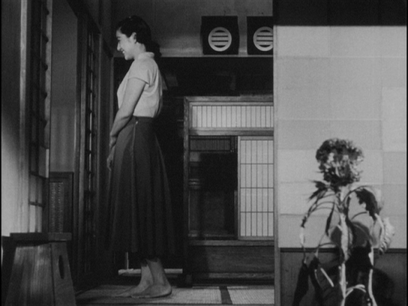 Looking-Outness in Film: Murnau, Ozu & Varda