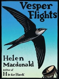 Vesper Flights by Helen McDonald author of H is for Hawk book cover