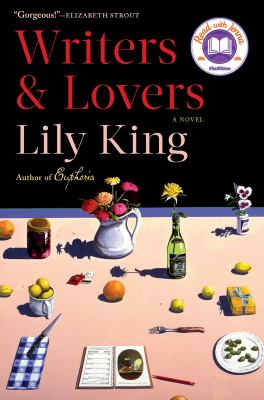 Writers & Lovers by Lily King bookcover