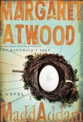 Cover of Margaret Atwood's book MaddAddam