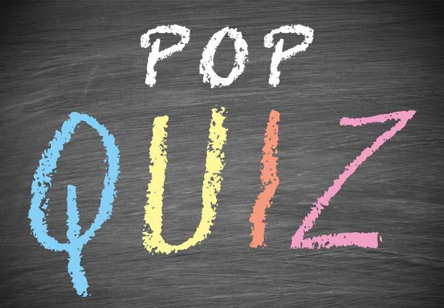 Information Security Magazine Quiz