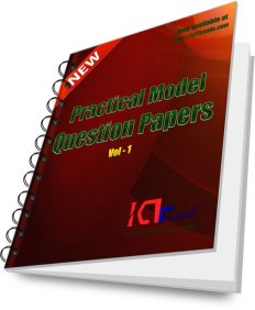 Computer Operator Practical Question Paper Vol 1