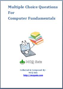 Download Computer Fundamental MCQ Bank [pdf]