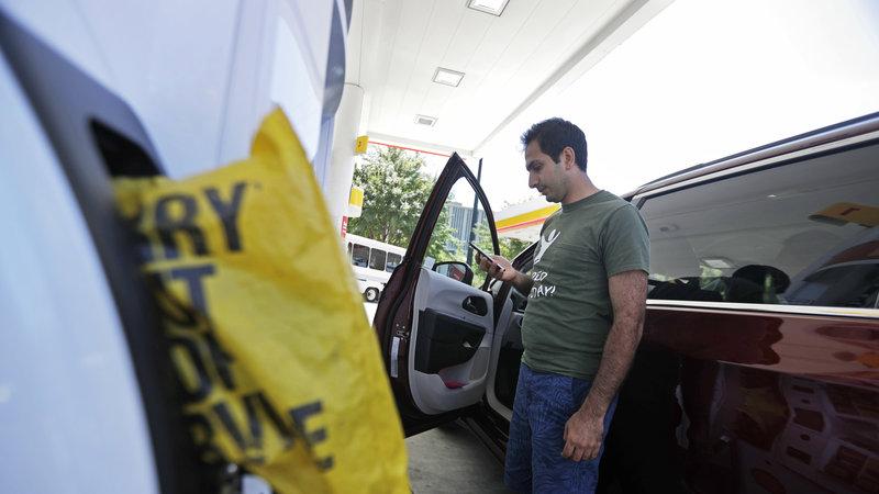 gas shortage america
