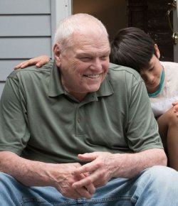 Brian Dennehy's 'Driveways' Performance Is Gruff, Graceful — And A Goodbye