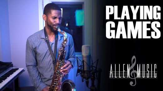 Nathan Allen – Playing Games