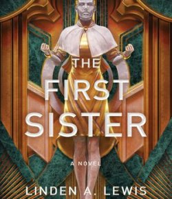 'The First Sister' Is Stylish, Substantial — And Very Cool — Space Opera