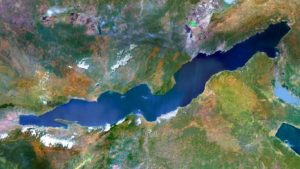 Tanganiyka Lake - important lakes of the world