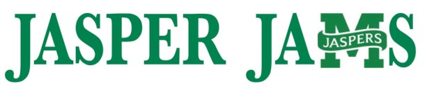 A and E Jasper Jams Logo