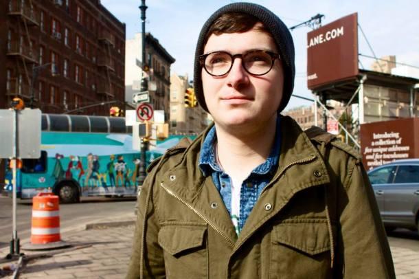 Assistant Features Editor, Kieran Rock. Photo courtesy of Kieran Rock.