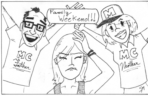 Cartoon by Sam Martin