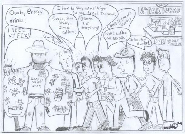 Cartoon by John Abbatangelo
